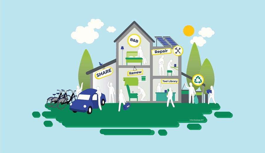 El proyecto CECI implica a la ciudadanía en la economía circular