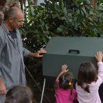 Diez nuevos colegios de La Palma compostarán sus propios residuos