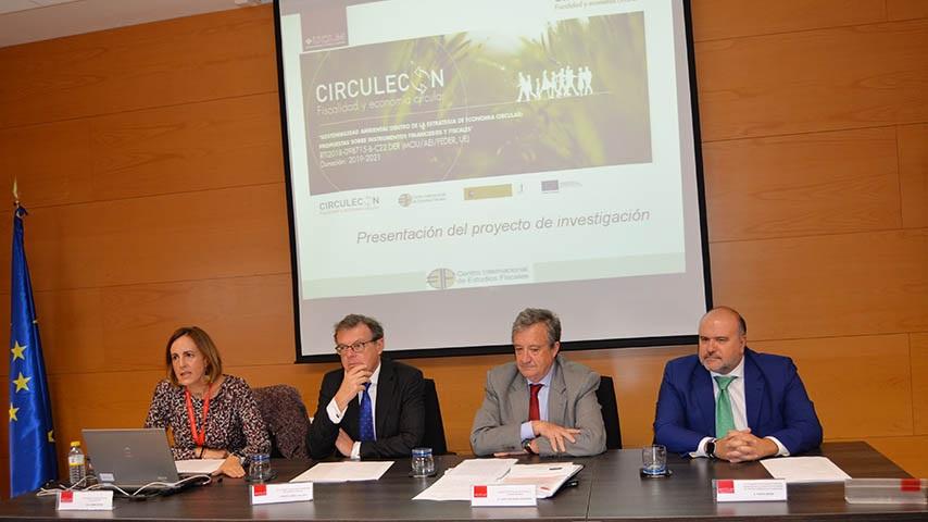 Circulecon analizará posibles instrumentos jurídicos y fiscales para lograr una economía circular