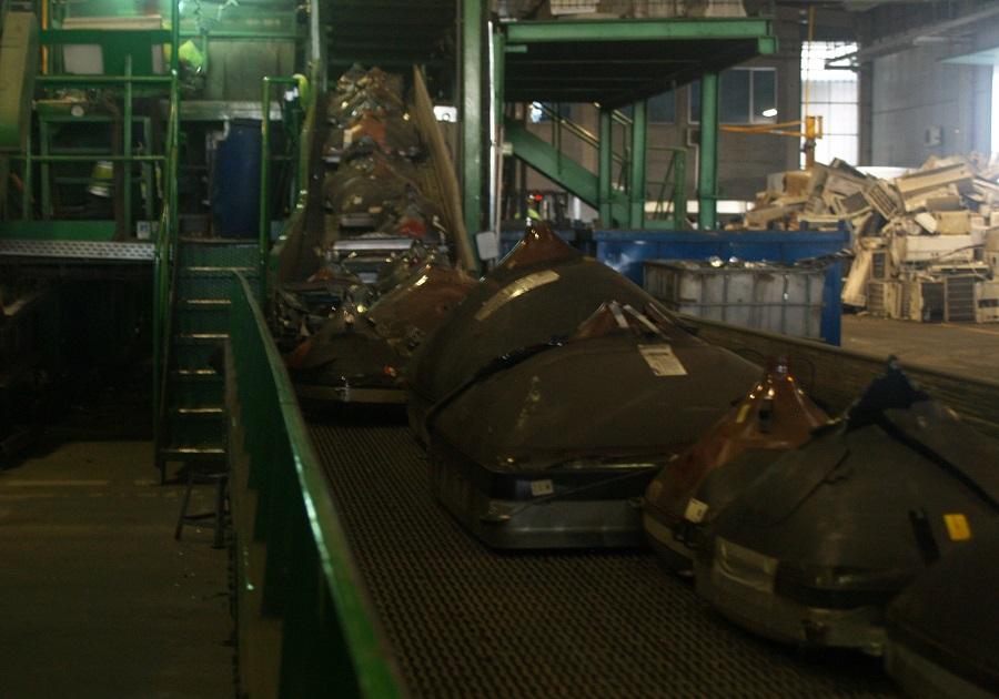 Robots y humanos compartirán tareas en el reciclaje de residuos electrónicos