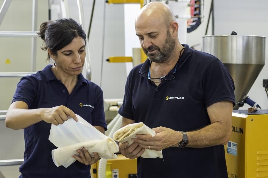 Proyecto para la aplicación de aditivos naturales en los bioplásticos