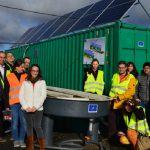 El proyecto ALGAECAN crea un sistema de depuración de aguas residuales con algas pionero en Europa
