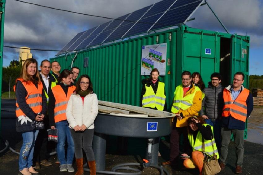 ALGAECAN desarrolla un proceso innovador de depuración de aguas residuales