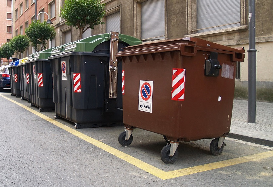 Castellón implanta 40 contenedores para la recogida de materia orgánica
