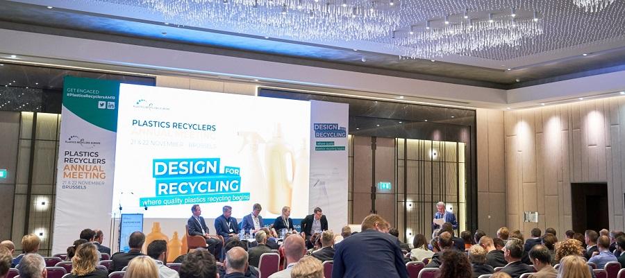 El diseño para el reciclaje, esencial para mejorar el reciclado de plásticos