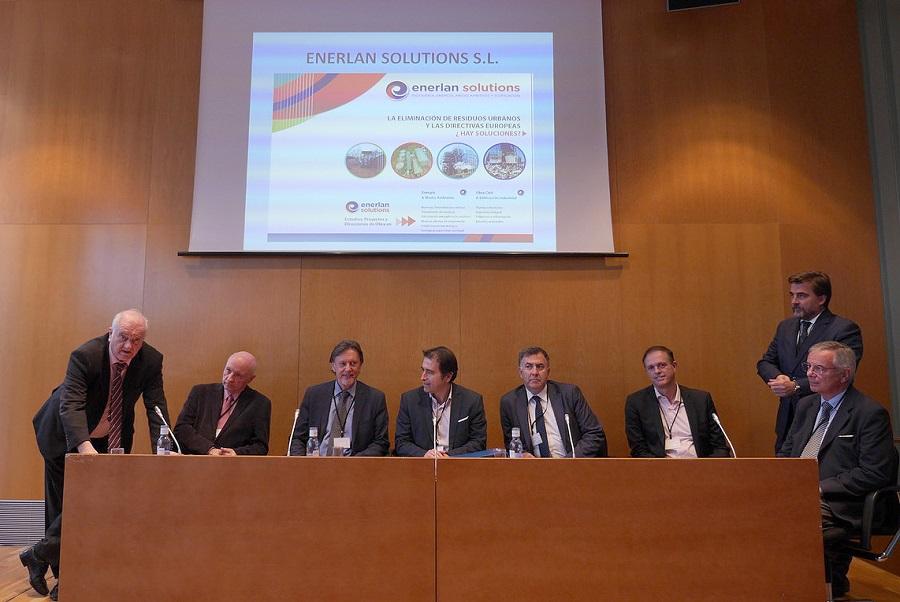 Jornada en Bilbao sobre las últimas tecnologías en gestión de residuos