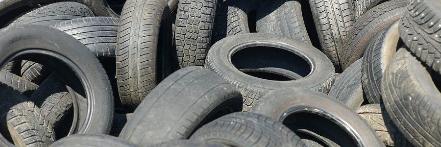 La industria del reciclaje reclama un mayor uso de materiales procedentes de neumáticos usados