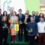 La lucha climática internacional, los objetivos de desarrollo sostenible y la movilización social, los grandes protagonistas de la XX edición de los Premios Ecovidrio