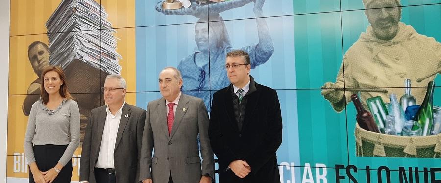 Nueva edición de la campaña Reciclar es lo nuestro en Euskadi