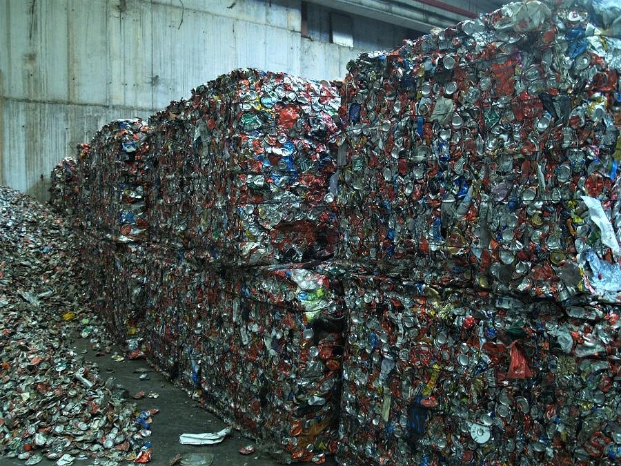 El reciclaje de latas en España crece hasta el 86%
