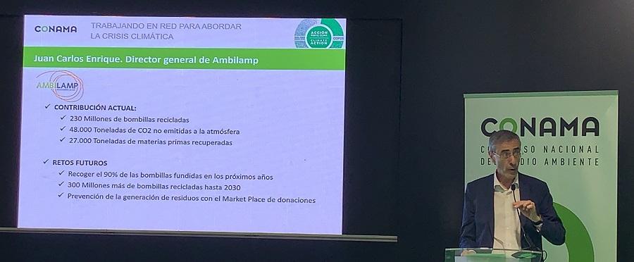 AMBILAMP en la COP 25