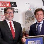 Pedro Delgado y la asociación AMIAB, galardonados en los V premios Recyclia de Medio Ambiente