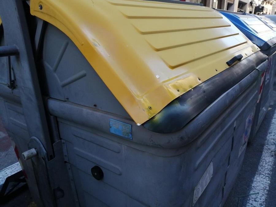 Alicante instalará 200 nuevos contenedores amarillos