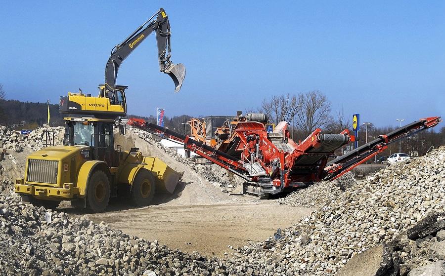 Gestión de residuos de construcción