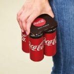 Coca-Cola sustituirá el plástico por cartón en sus packs de latas