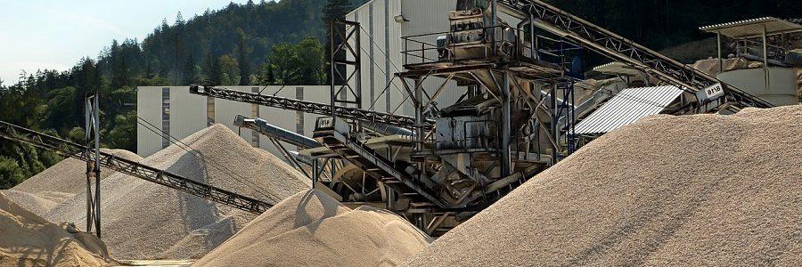 El consumo de materiales en España aumenta hasta los 423 millones de toneladas