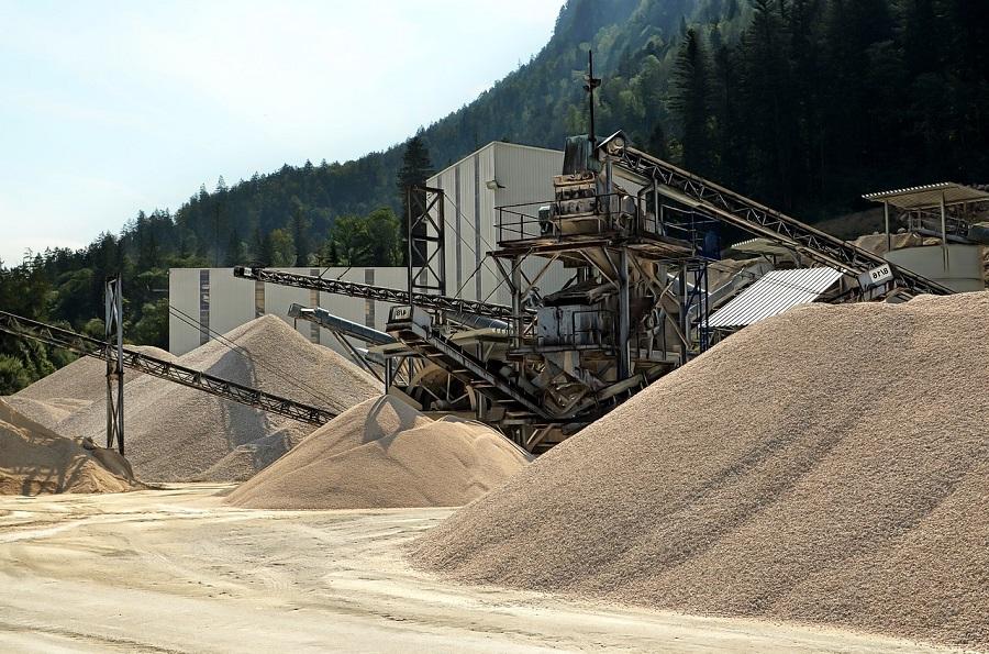 Crece el consumo de materiales en España