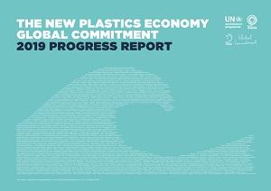 The new plastics economy global commitment. 2019 progress report