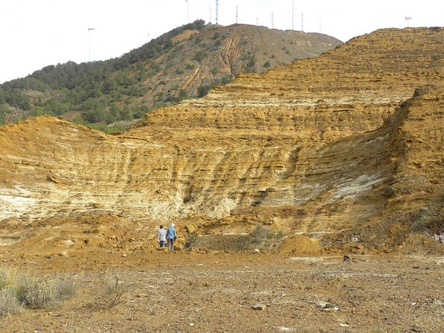 La aplicación de tecnocuelos en suelos mineros permite reducir su carga contaminante