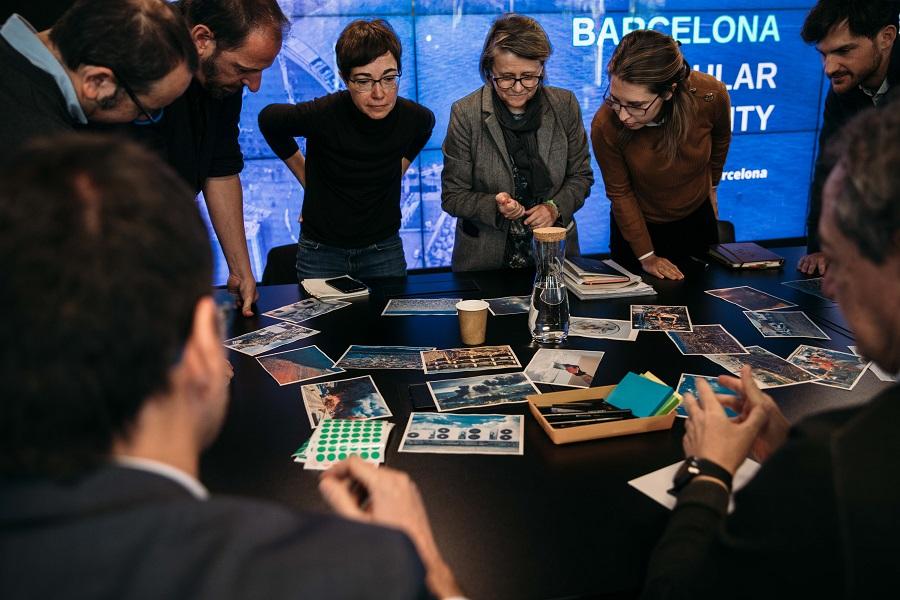 Encuentro para incorporar la economía circular en Barcelona