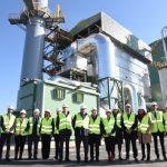 Inaugurada en Ciudad Real la primera central eléctrica con biomasa de 2020