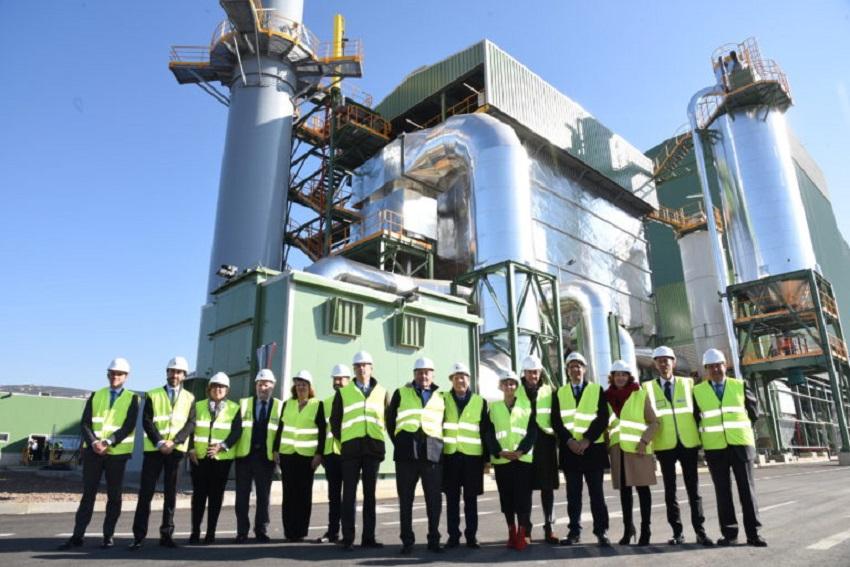 Inaugurada en Ciudad Real una nueva planta de biomasa