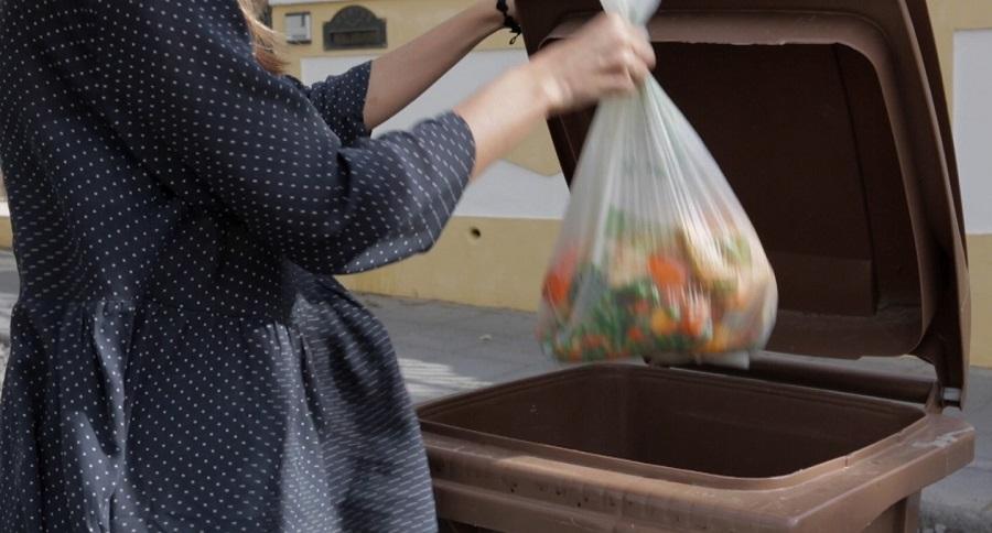 Recogida de biorresiduos en La Palma