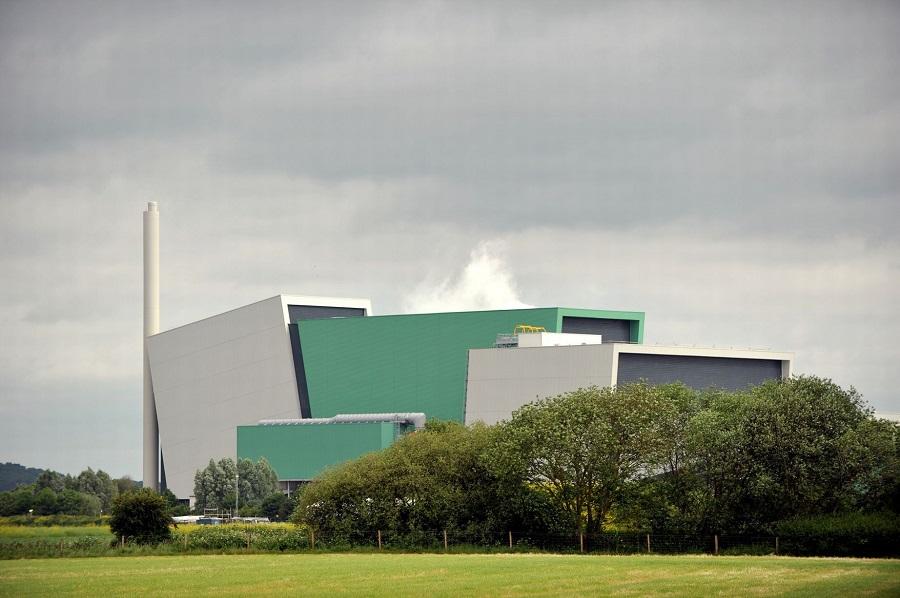 Nueva planta de valorización energética de residuos de Urbaser en Gloucestershire, Inglaterra