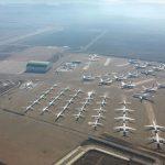 El Aeropuerto de Teruel participa en un proyecto europeo para la valorización de componentes de aviones