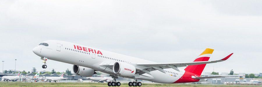 Recuperadas 2.250 toneladas de residuos generados en los vuelos de Iberia