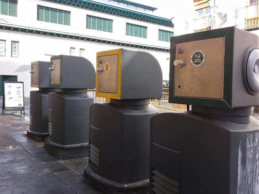 La recogida neumática, entre las mejores prácticas de gestión de residuos