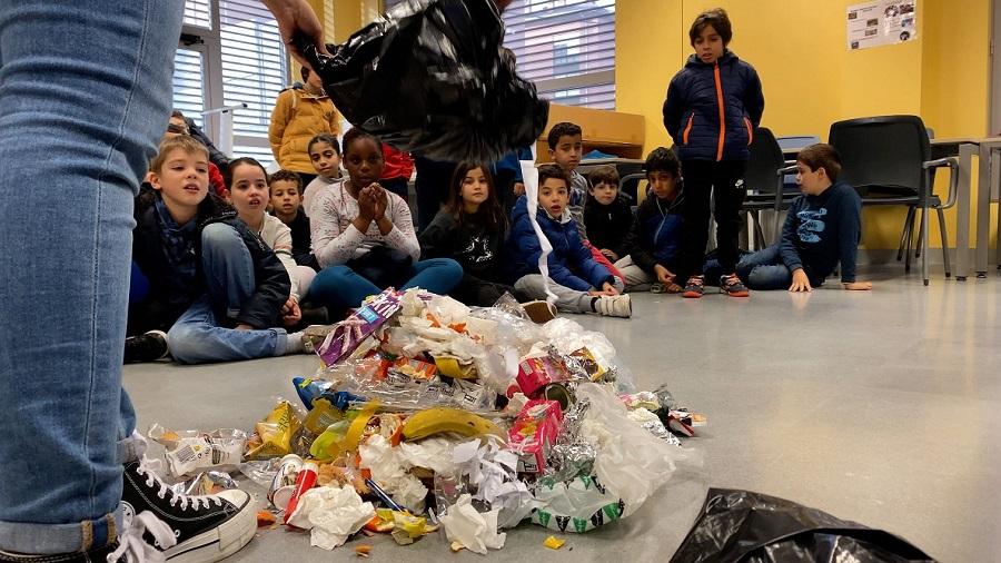 Nueva campaña de concienciación sobre residuos en Bizkaia