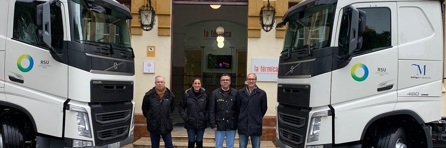 El Consorcio de RSU de Málaga invertirá 2,2 millones en mejorar la gestión de residuos urbanos