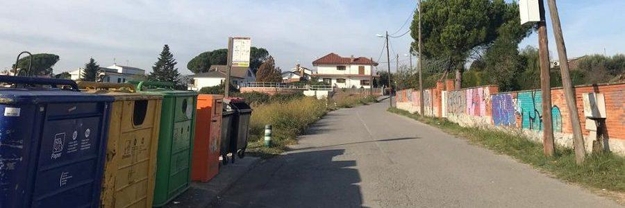 Parets comienza a multar a quienes depositan los residuos fuera de los contenedores
