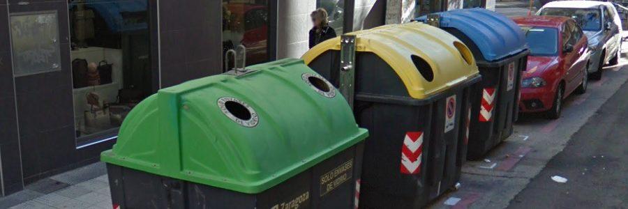 Crece la recogida selectiva de papel, envases y vidrio en Zaragoza