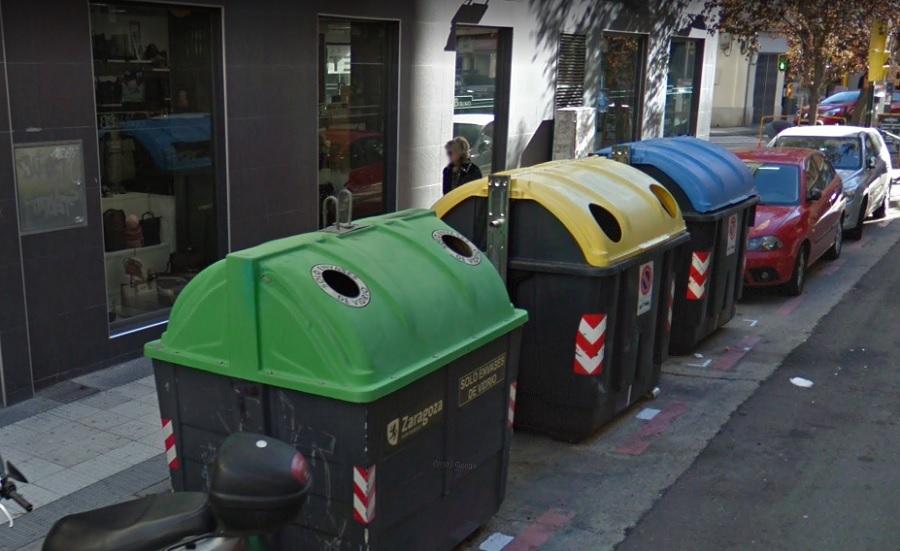Aumenta la recogida selectiva de residuos en Zaragoza