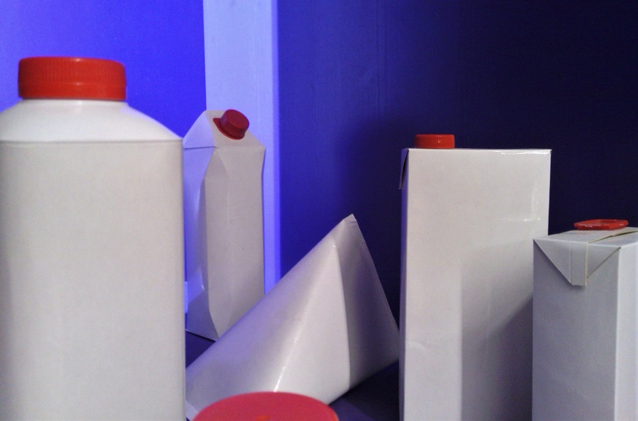 Envases multicapa