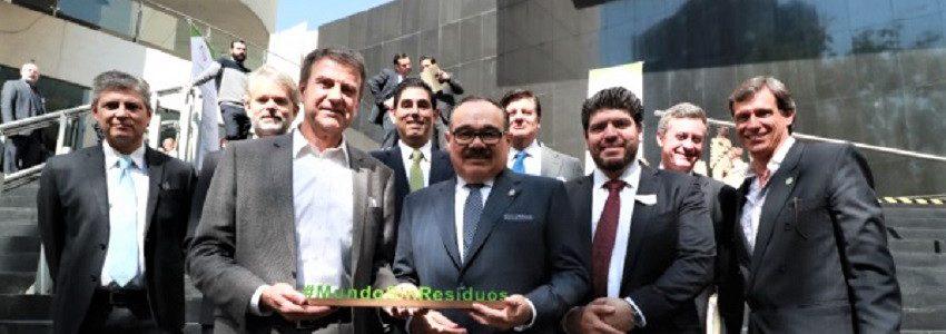 Acuerdo nacional en México a favor de una economía circular