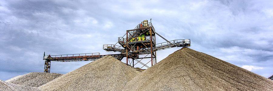 El consumo mundial de recursos supera los 100.000 millones de toneladas por primera vez
