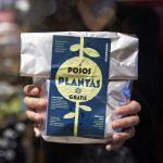 Starbucks promueve la reutilización de los posos del café en sus tiendas
