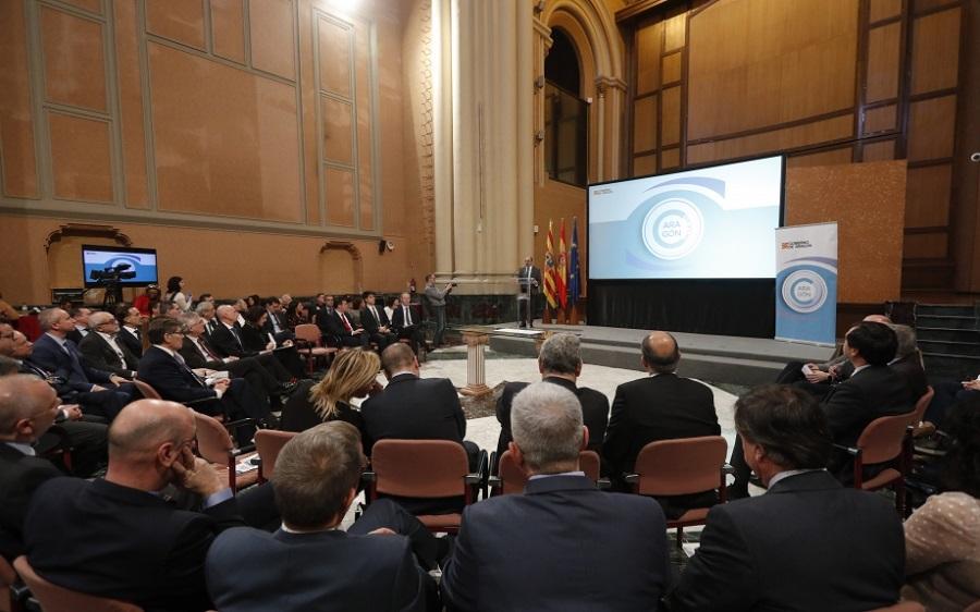 Presentación de la estrategia de economía circular de Aragón