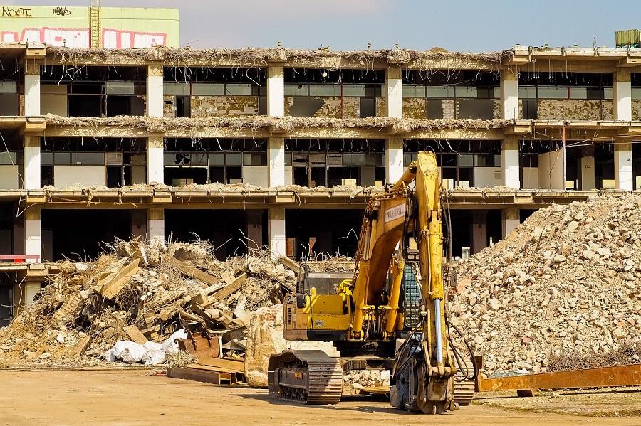 Validan el uso de áridos reciclados de demolición en la construcción de carreteras