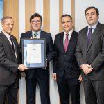 Primer certificado AENOR del contenido de plástico reciclado en un envase