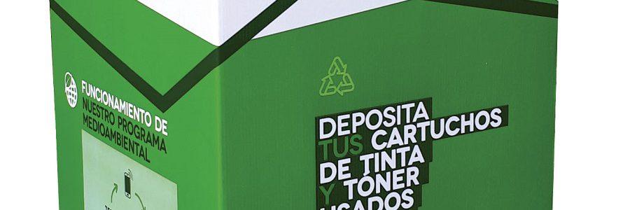 MediaMarkt y Recyclia colaboran en el reciclaje de cartuchos de impresión