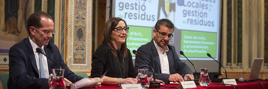 La Diputación de Valencia destinará 300.000 euros a la redacción de planes locales de gestión de residuos