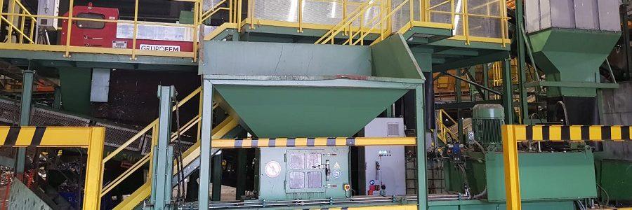 Las mejoras en la planta de reciclaje de Villena (Alicante) impulsan la recuperación de materiales