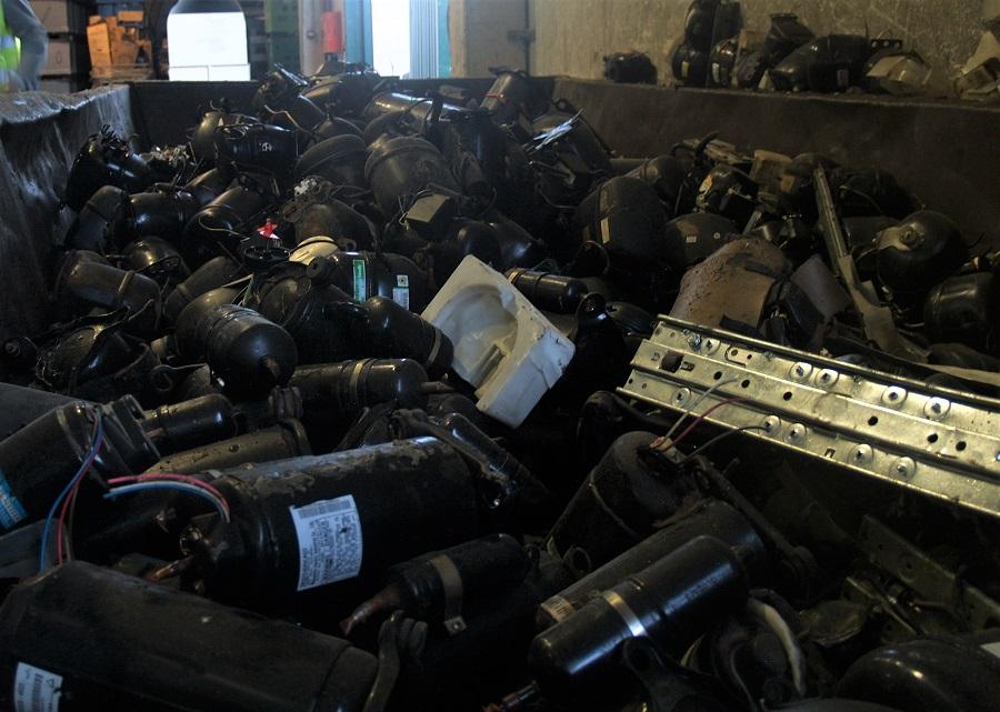 Euric pide más conexión entre las legislaciones de residuos y químicos