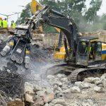 Hacia la circularidad en los residuos de construcción y demolición