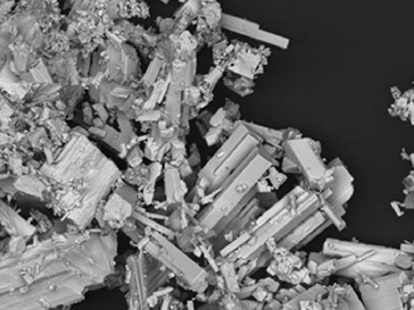 Obtienen niobio y tántalo de residuos mineros