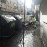 El Ayuntamiento de Granada inspeccionará las bolsas de basura depositadas fuera de los contenedores para multar a los infractores